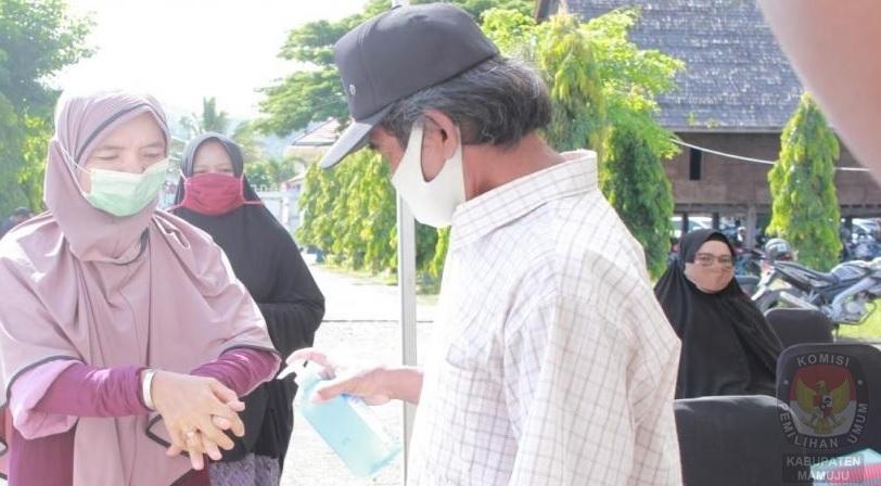 Ketua KPU Sulbar: Kami Targetkan Partisipasi Pemilih Capai 80 Persen