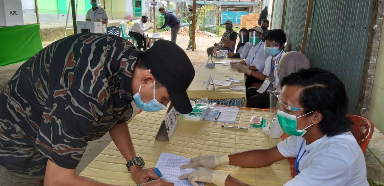 Ketua KPU Mamuju Apresiasi Antusias Pemilih di Pilkada Mamuju