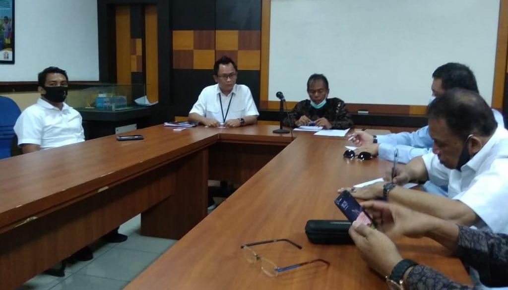 Komisi III DPRD Sulbar Kunker ke Makassar Bahas Penanganan Permukiman