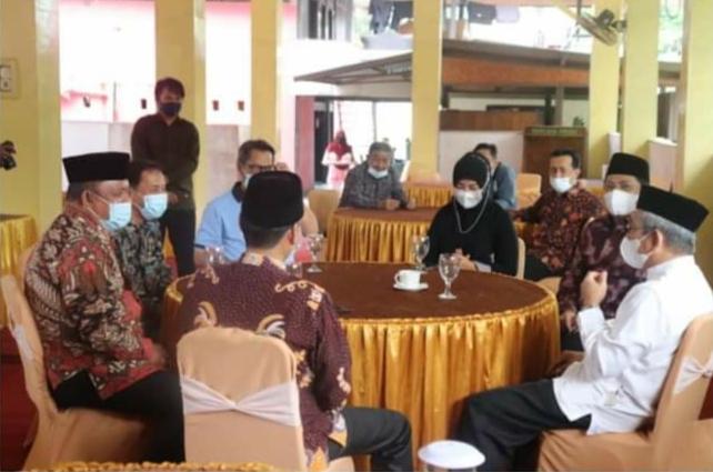 Jamu Dirjen Pendis Kemenag, ABM Ceritakan Sejarah Kemajuan Madrasah di Polman