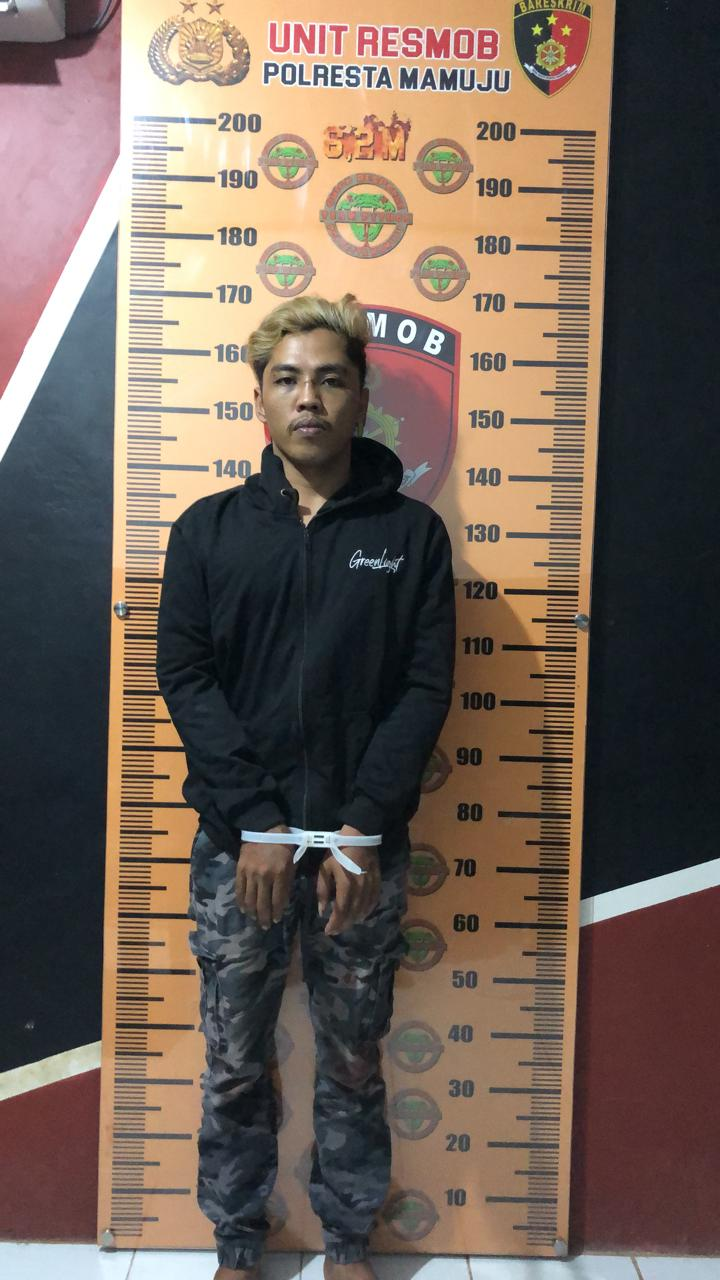 Tidak Kapok, Seorang Pemuda Kembali Ditangkap Polisi