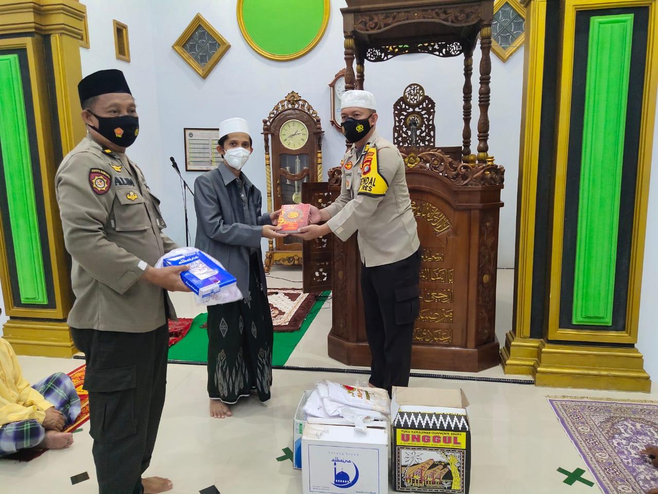 Polres Majene Kembali Laksanakan Safari Ramadan