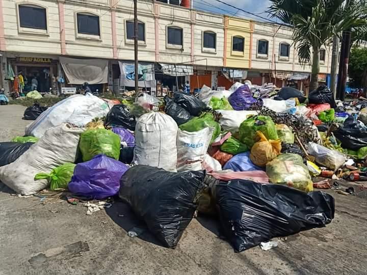 Polman Darurat Sampah, Halim Minta Bupati Turun Tangan