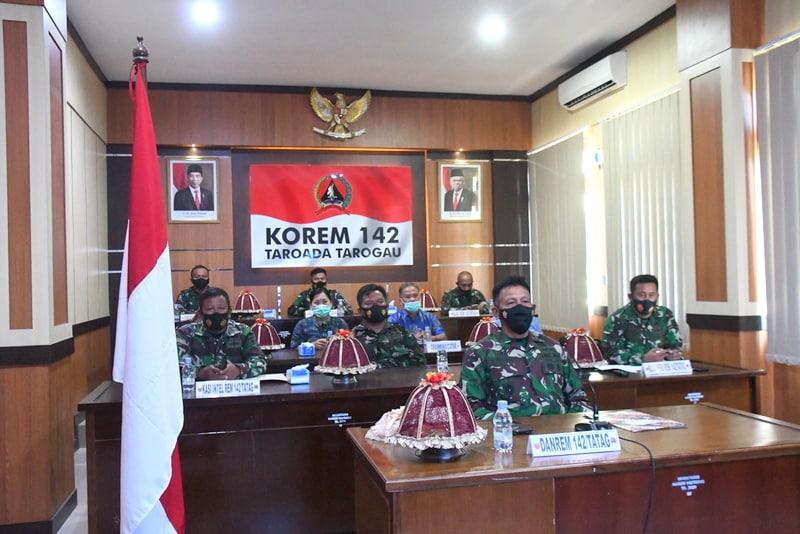 Kasad Jenderal TNI Andika Perkasa : Apabila Ada yang Meminta Uang Dalam Seleksi TNI AD Segera Dilaporkan